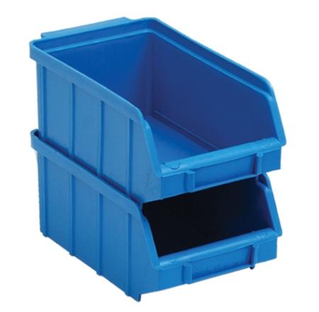 Caixa Plástica Número 4