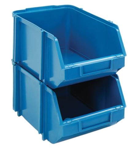 Caixa Plástica Número 5