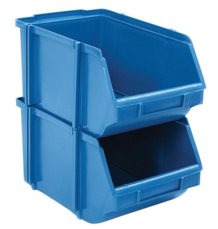 Caixa Plástica Número 6