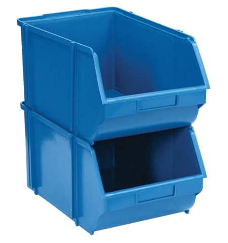 Caixa Plástica Número 7
