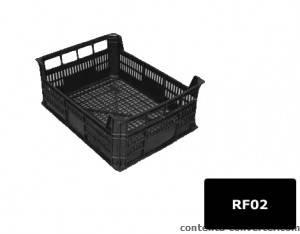 Caixa Plástica RF02