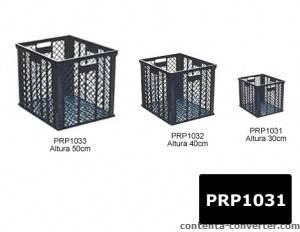 Caixas Plásticas PRP 1031 1032 1033