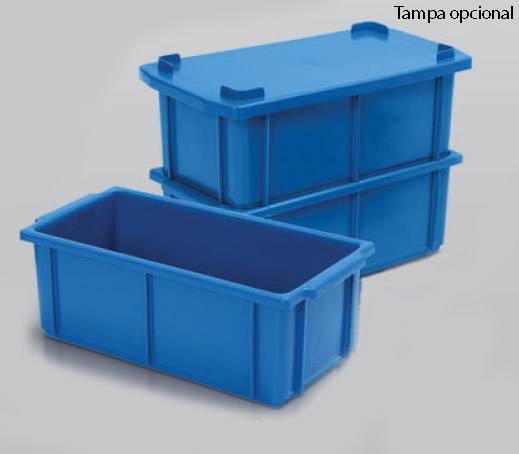 Caixa Plástica Fechada 4,2 L