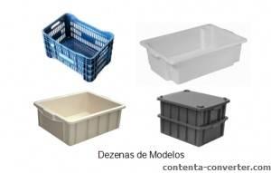 Monobloco Plástico
