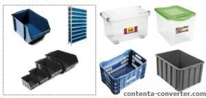 Caixas Organizadoras Plásticas