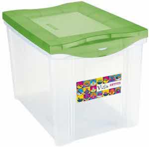 Organizador Plástico 30 litros