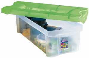 Organizador Plástico 8 litros