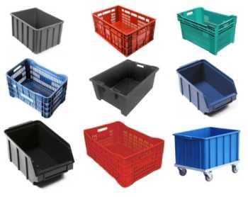 Caixa Plastica