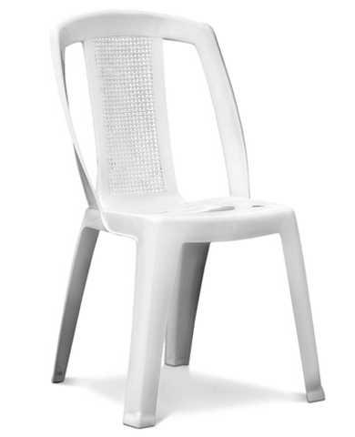 Cadeira Plástica Bistro Paris