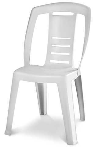 Cadeira Plástica Kaffee