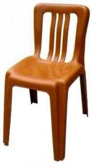 Cadeira Plástica Martinique sem braços