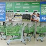 Carrinho de Supermercado Ecoflex 60