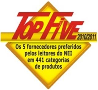 Proplast é TopFive da Revista NEI