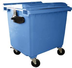contentor de lixo 1000 litros