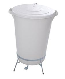 Lixeira com Pedal 85 litros