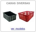 caixas plasticas diversas para organização