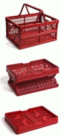 Caixa Dobrável Mini c/ Alça