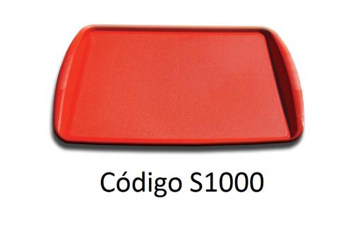 Bandeja Plástica Cozinha Industrial S1000