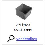 caixa plastica 1001