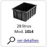 caixa plastica 1014