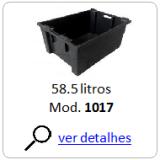 caixa plastica 1017
