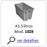 caixa plastica 1028