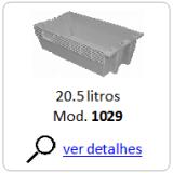 caixa plastica 1029