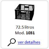 caixa plastica 1031