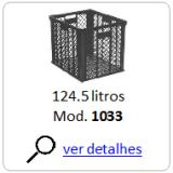 caixa plastica 1033