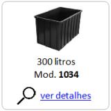 caixa plastica 1034
