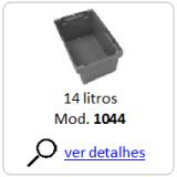 caixa plastica 1044