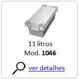 caixa plastica 1046