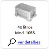 caixa plastica 1055