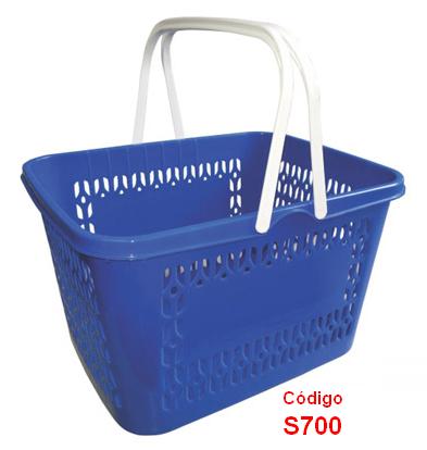 cestinha de mercado supermercado