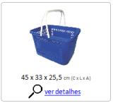 cestinha mercado supermercado