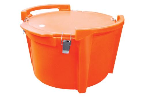 Hotbox 40 litros cilíndrica