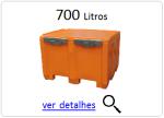 cofre de carga 700 litros ABNT NBR 15589