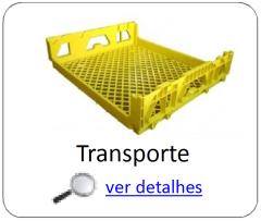 bandeja para transporte paes