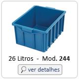 caixa plastica 244 bolivar menu