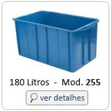 caixa plastica 255 bolivar menu
