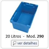 caixa plastica 290 bolivar menu