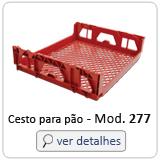 cesta bandeja para pao de forma 277 menu