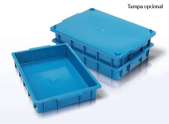 caixas plastica 7 litros