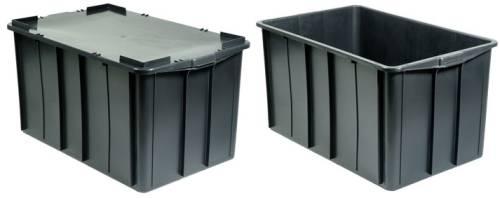 caixas plasticas 195 litros