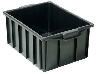 caixas plasticas 26 litros sem tampa