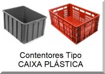 caixas de plastico