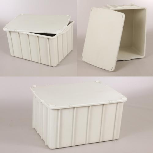 caixa plastica 1010 marfinite