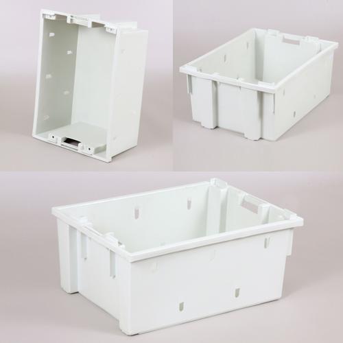 caixa plastica 1017 marfinite