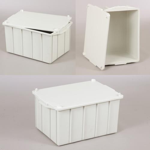 caixa plastica 1019 marfinite