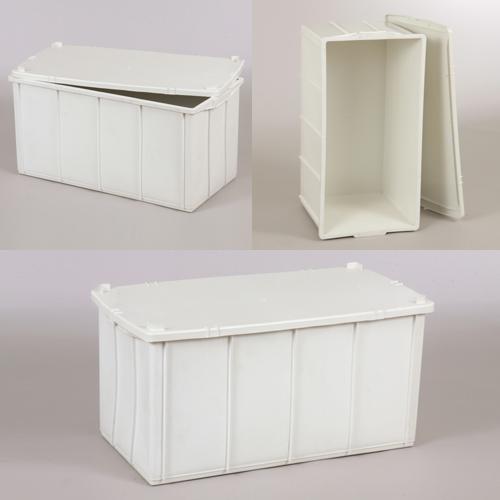 caixa plastica 1020 marfinite